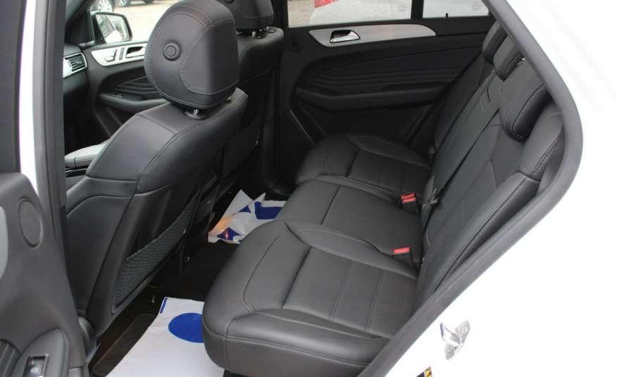 Mercedes GLE 250 Salon, Automat, skora, panoramadach, czujniki LED.4matic zdjęcie 40
