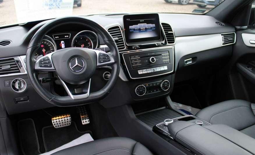 Mercedes GLE 250 Salon, Automat, skora, panoramadach, czujniki LED.4matic zdjęcie 42