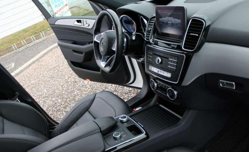Mercedes GLE 250 Salon, Automat, skora, panoramadach, czujniki LED.4matic zdjęcie 45