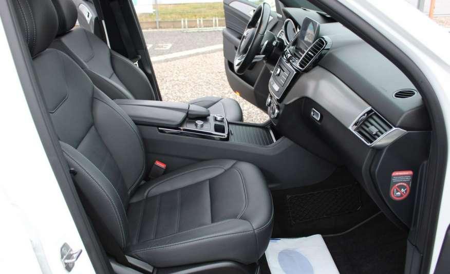 Mercedes GLE 250 Salon, Automat, skora, panoramadach, czujniki LED.4matic zdjęcie 46