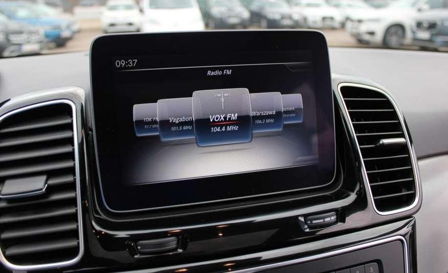 Mercedes GLE 250 Salon, Automat, skora, panoramadach, czujniki LED.4matic zdjęcie 48