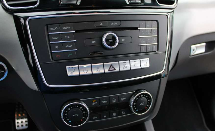 Mercedes GLE 250 Salon, Automat, skora, panoramadach, czujniki LED.4matic zdjęcie 49