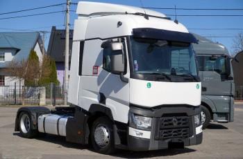 Renault T 460 / EURO 6 / X-LOW / MEGA / AUTOMAT