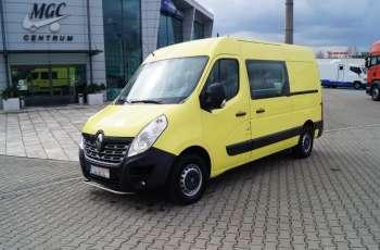 Renault Master L2H2Średni Furgon Bardzo TaniDo Końca