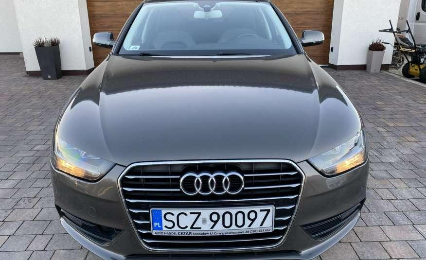 Audi A4 2.0 150 KM skóra navi el.klapa serwisowana w ASO 15r Cz wa zdjęcie 2