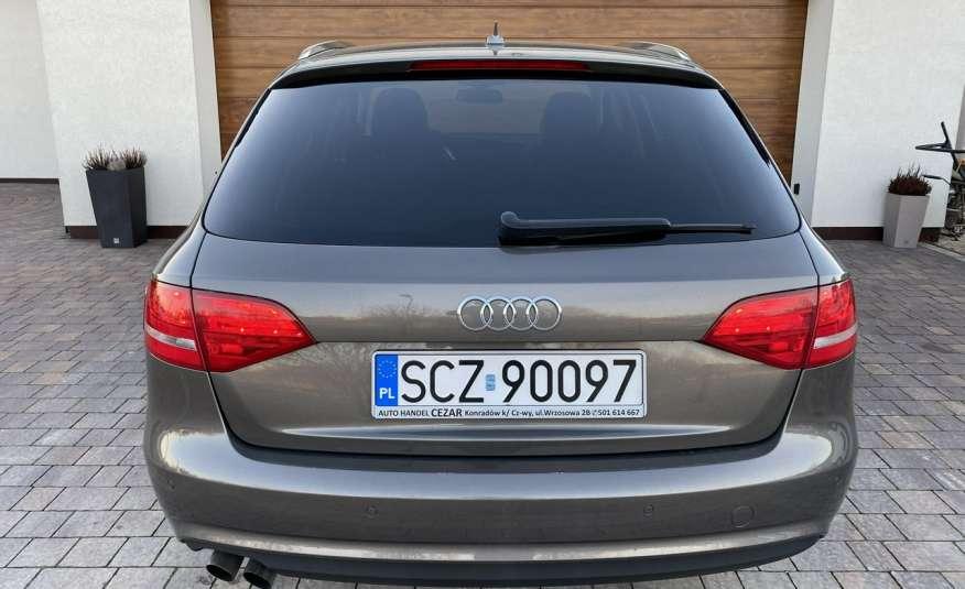 Audi A4 2.0 150 KM skóra navi el.klapa serwisowana w ASO 15r Cz wa zdjęcie 5