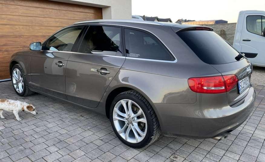 Audi A4 2.0 150 KM skóra navi el.klapa serwisowana w ASO 15r Cz wa zdjęcie 6