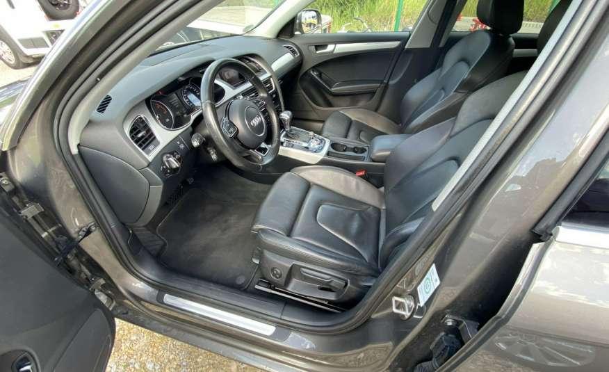 Audi A4 2.0 150 KM skóra navi el.klapa serwisowana w ASO 15r Cz wa zdjęcie 8