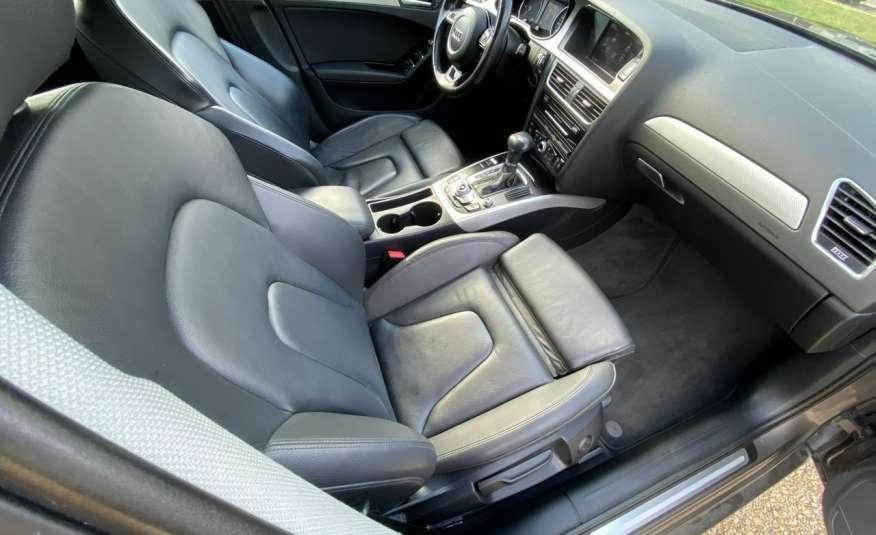Audi A4 2.0 150 KM skóra navi el.klapa serwisowana w ASO 15r Cz wa zdjęcie 12