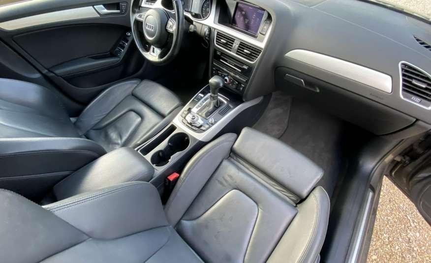 Audi A4 2.0 150 KM skóra navi el.klapa serwisowana w ASO 15r Cz wa zdjęcie 13
