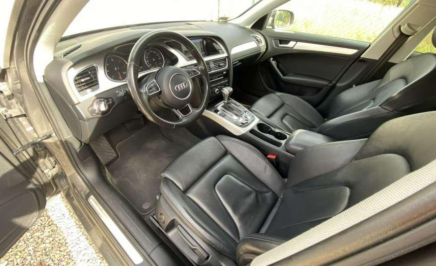 Audi A4 2.0 150 KM skóra navi el.klapa serwisowana w ASO 15r Cz wa zdjęcie 15