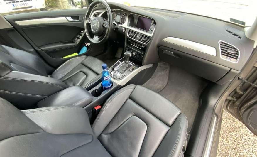 Audi A4 2.0 150 KM skóra navi el.klapa serwisowana w ASO 15r Cz wa zdjęcie 20
