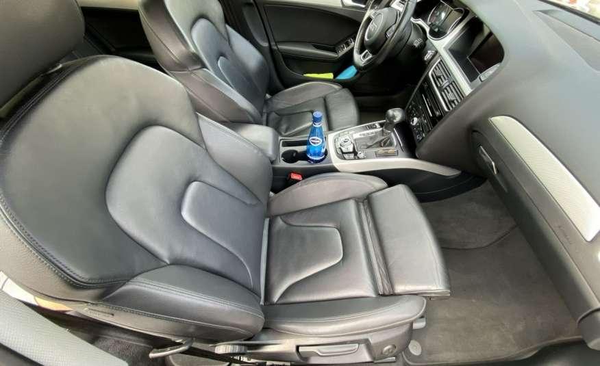 Audi A4 2.0 150 KM skóra navi el.klapa serwisowana w ASO 15r Cz wa zdjęcie 22