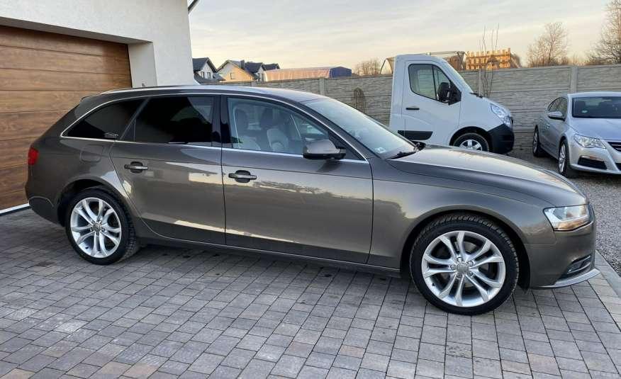 Audi A4 2.0 150 KM skóra navi el.klapa serwisowana w ASO 15r Cz wa zdjęcie 24