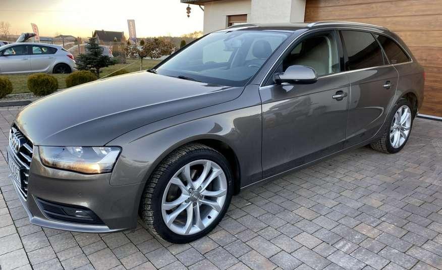 Audi A4 2.0 150 KM skóra navi el.klapa serwisowana w ASO 15r Cz wa zdjęcie 25