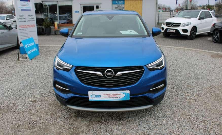 Opel Grandland X Lakier Perłowy, Automat, Grzane Fotele, Tempomat, NAVI, Gwarancja, F-Vat zdjęcie 3