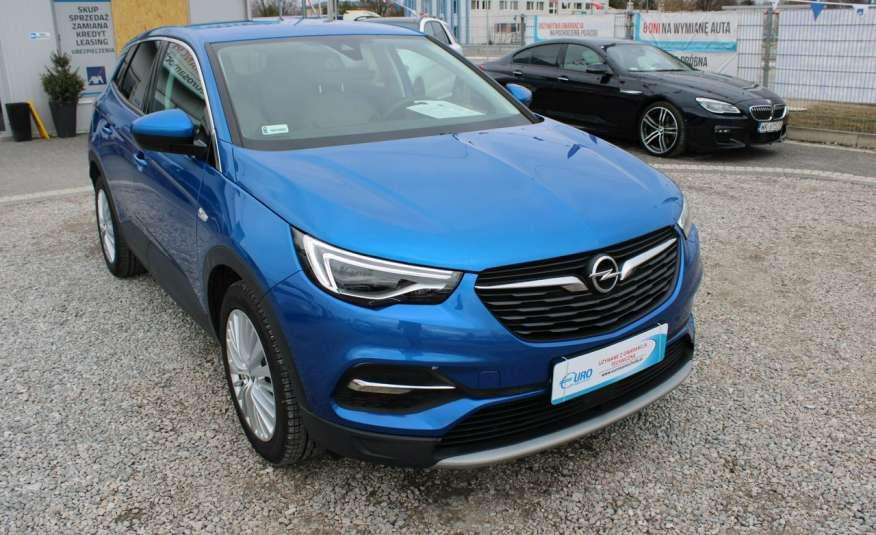 Opel Grandland X Lakier Perłowy, Automat, Grzane Fotele, Tempomat, NAVI, Gwarancja, F-Vat zdjęcie 4