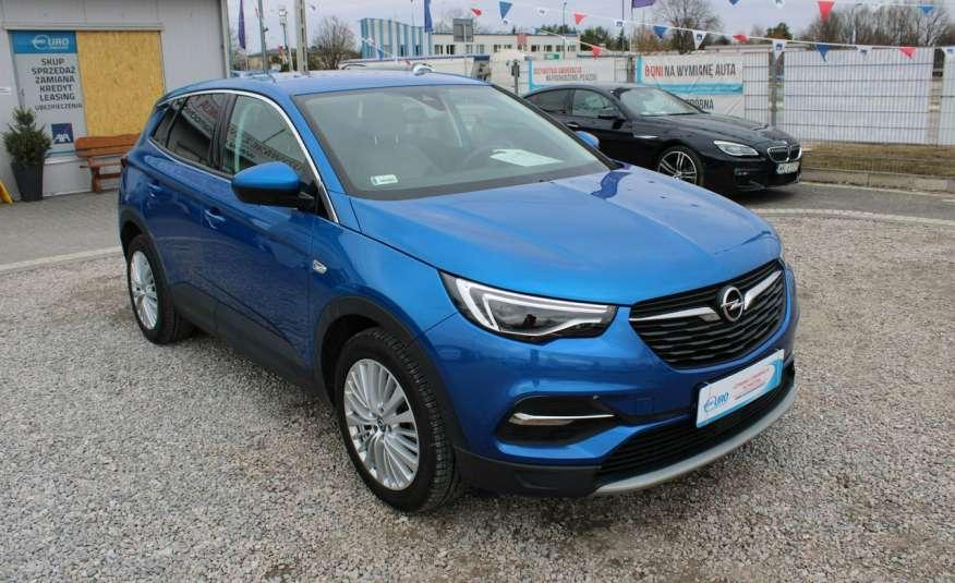 Opel Grandland X Lakier Perłowy, Automat, Grzane Fotele, Tempomat, NAVI, Gwarancja, F-Vat zdjęcie 7
