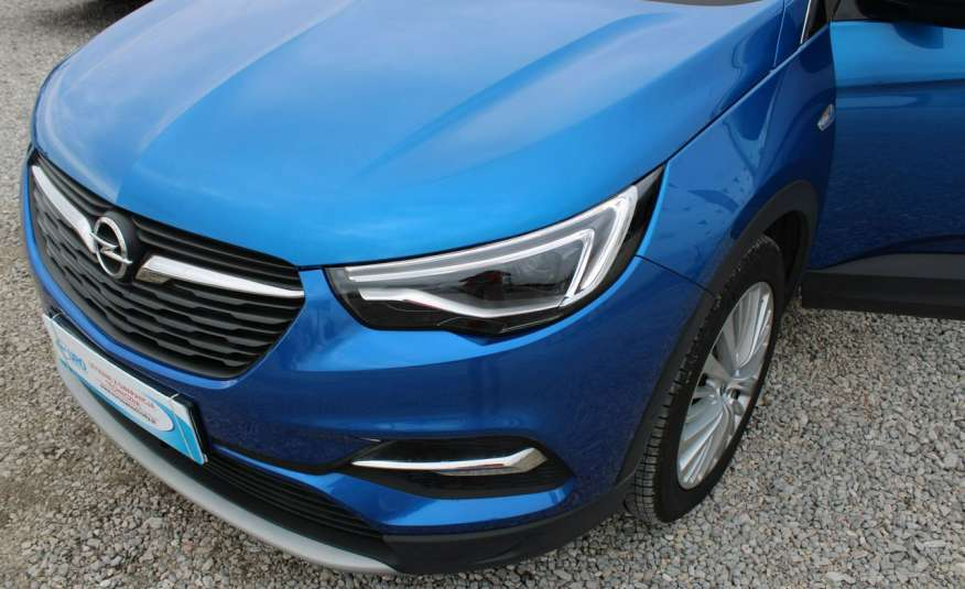 Opel Grandland X Lakier Perłowy, Automat, Grzane Fotele, Tempomat, NAVI, Gwarancja, F-Vat zdjęcie 8