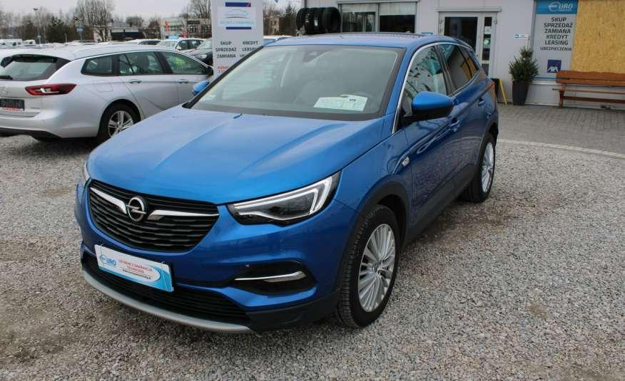 Opel Grandland X Lakier Perłowy, Automat, Grzane Fotele, Tempomat, NAVI, Gwarancja, F-Vat zdjęcie 9