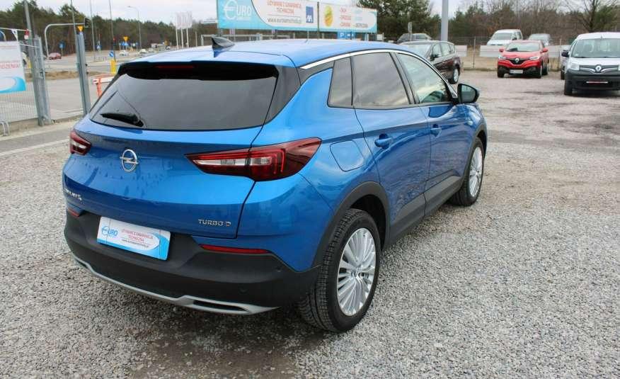 Opel Grandland X Lakier Perłowy, Automat, Grzane Fotele, Tempomat, NAVI, Gwarancja, F-Vat zdjęcie 14