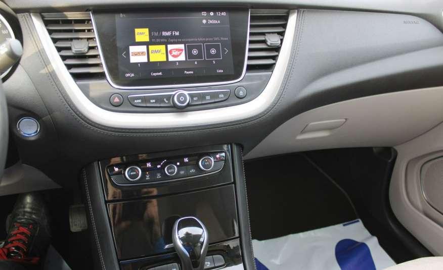 Opel Grandland X Lakier Perłowy, Automat, Grzane Fotele, Tempomat, NAVI, Gwarancja, F-Vat zdjęcie 26