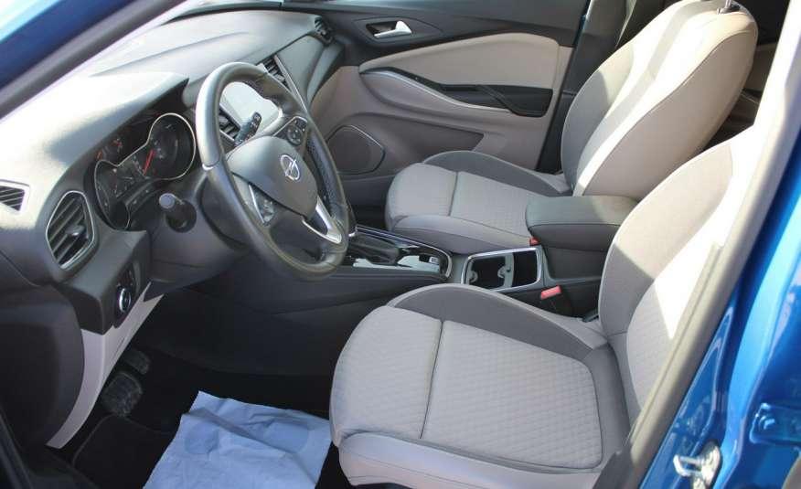 Opel Grandland X Lakier Perłowy, Automat, Grzane Fotele, Tempomat, NAVI, Gwarancja, F-Vat zdjęcie 31