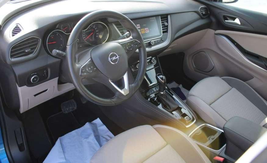 Opel Grandland X Lakier Perłowy, Automat, Grzane Fotele, Tempomat, NAVI, Gwarancja, F-Vat zdjęcie 33