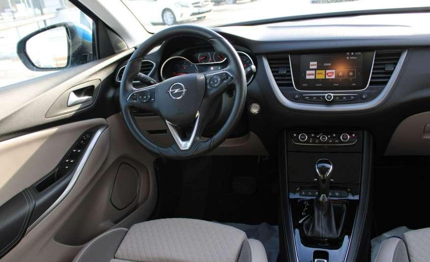 Opel Grandland X Lakier Perłowy, Automat, Grzane Fotele, Tempomat, NAVI, Gwarancja, F-Vat zdjęcie 39