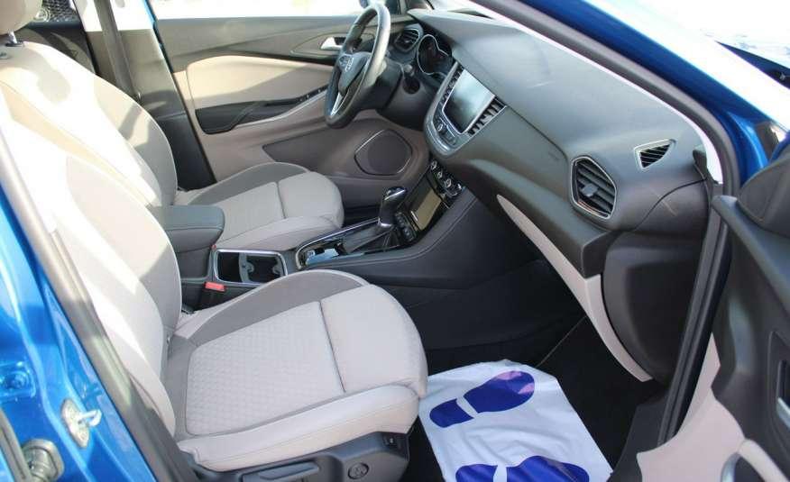 Opel Grandland X Lakier Perłowy, Automat, Grzane Fotele, Tempomat, NAVI, Gwarancja, F-Vat zdjęcie 40