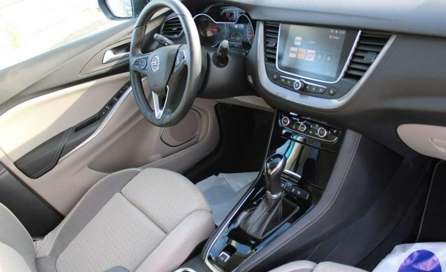Opel Grandland X Lakier Perłowy, Automat, Grzane Fotele, Tempomat, NAVI, Gwarancja, F-Vat zdjęcie 41
