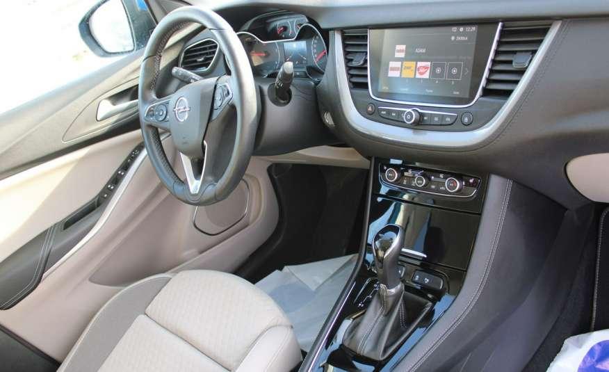 Opel Grandland X Lakier Perłowy, Automat, Grzane Fotele, Tempomat, NAVI, Gwarancja, F-Vat zdjęcie 42