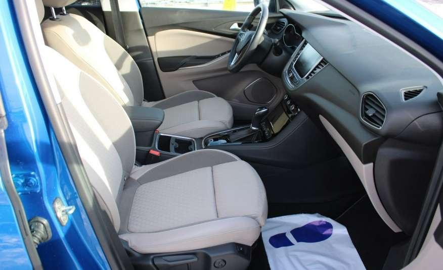 Opel Grandland X Lakier Perłowy, Automat, Grzane Fotele, Tempomat, NAVI, Gwarancja, F-Vat zdjęcie 44