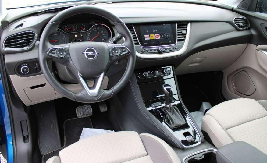Opel Grandland X Lakier Perłowy, Automat, Grzane Fotele, Tempomat, NAVI, Gwarancja, F-Vat zdjęcie 47