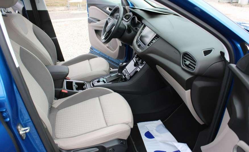 Opel Grandland X Lakier Perłowy, Automat, Grzane Fotele, Tempomat, NAVI, Gwarancja, F-Vat zdjęcie 50