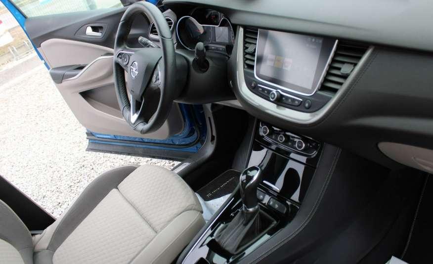 Opel Grandland X Lakier Perłowy, Automat, Grzane Fotele, Tempomat, NAVI, Gwarancja, F-Vat zdjęcie 52