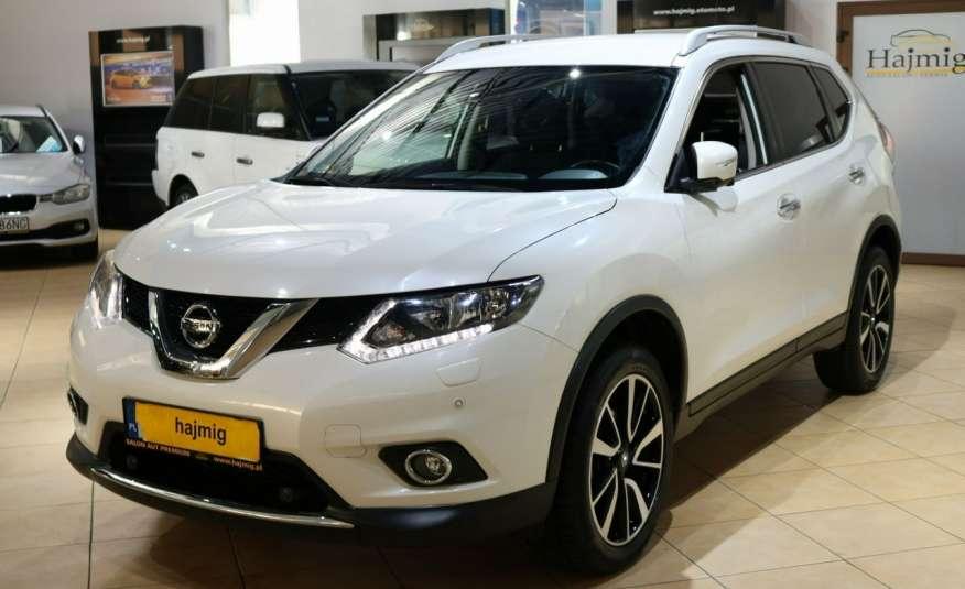 Nissan X-Trail N-Vision 2WD EU6 + Pakiety, fv VAT 23, salon PL, Gwarancja x 5 zdjęcie 2