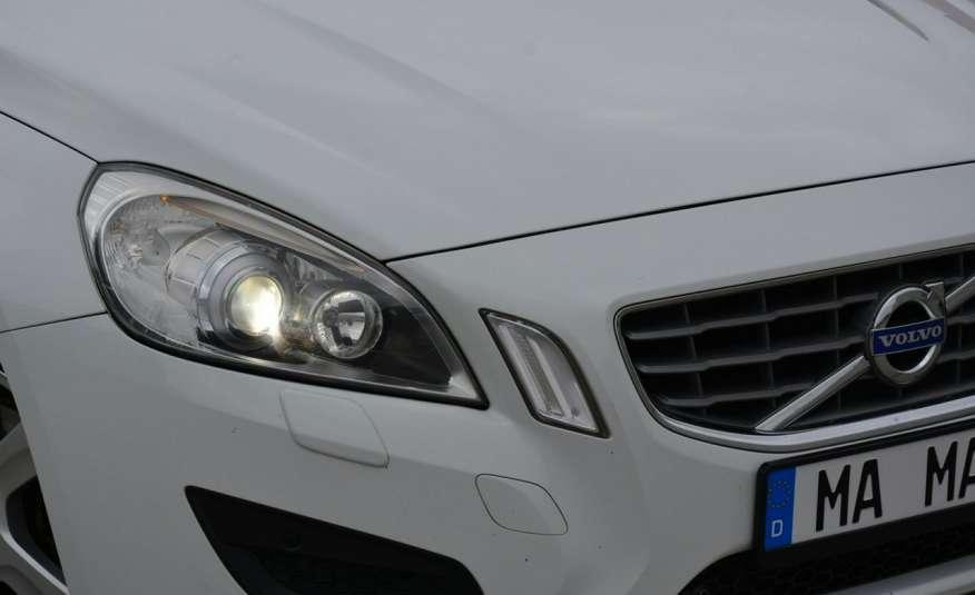 Volvo V60 2.0d(163KM) Biała Perła Xenon Led Skóry Navi Parkt. ASO zdjęcie 12