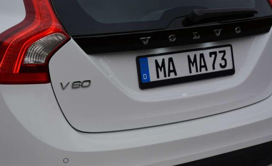 Volvo V60 2.0d(163KM) Biała Perła Xenon Led Skóry Navi Parkt. ASO zdjęcie 16