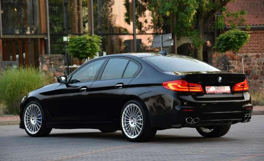 BMW 550 G30 Alpina B5 V8 Bi-turbo 608KM XDrive 2018r. Polski SALON zdjęcie 3