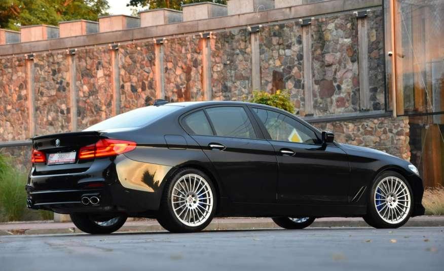 BMW 550 G30 Alpina B5 V8 Bi-turbo 608KM XDrive 2018r. Polski SALON zdjęcie 5