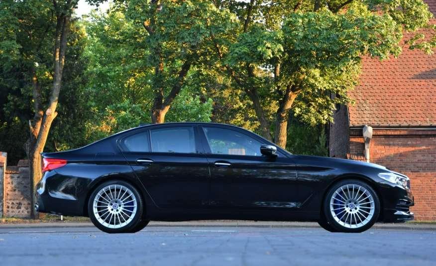 BMW 550 G30 Alpina B5 V8 Bi-turbo 608KM XDrive 2018r. Polski SALON zdjęcie 6