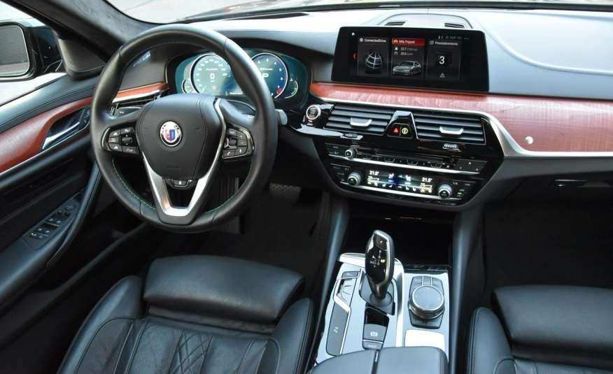 BMW 550 G30 Alpina B5 V8 Bi-turbo 608KM XDrive 2018r. Polski SALON zdjęcie 9
