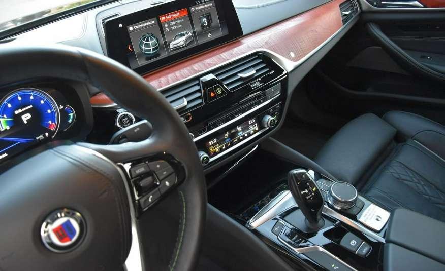 BMW 550 G30 Alpina B5 V8 Bi-turbo 608KM XDrive 2018r. Polski SALON zdjęcie 10