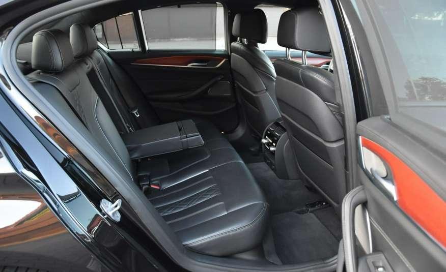 BMW 550 G30 Alpina B5 V8 Bi-turbo 608KM XDrive 2018r. Polski SALON zdjęcie 13