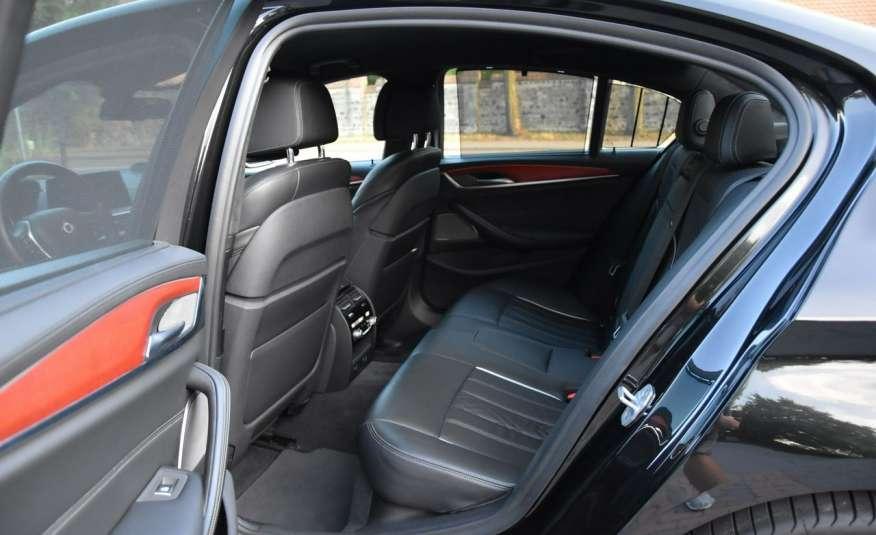 BMW 550 G30 Alpina B5 V8 Bi-turbo 608KM XDrive 2018r. Polski SALON zdjęcie 14