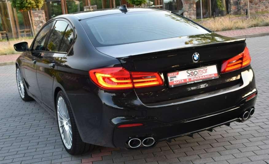 BMW 550 G30 Alpina B5 V8 Bi-turbo 608KM XDrive 2018r. Polski SALON zdjęcie 21