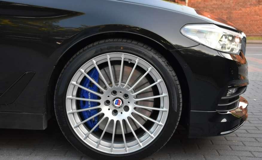 BMW 550 G30 Alpina B5 V8 Bi-turbo 608KM XDrive 2018r. Polski SALON zdjęcie 24