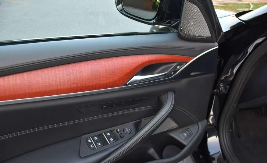 BMW 550 G30 Alpina B5 V8 Bi-turbo 608KM XDrive 2018r. Polski SALON zdjęcie 26