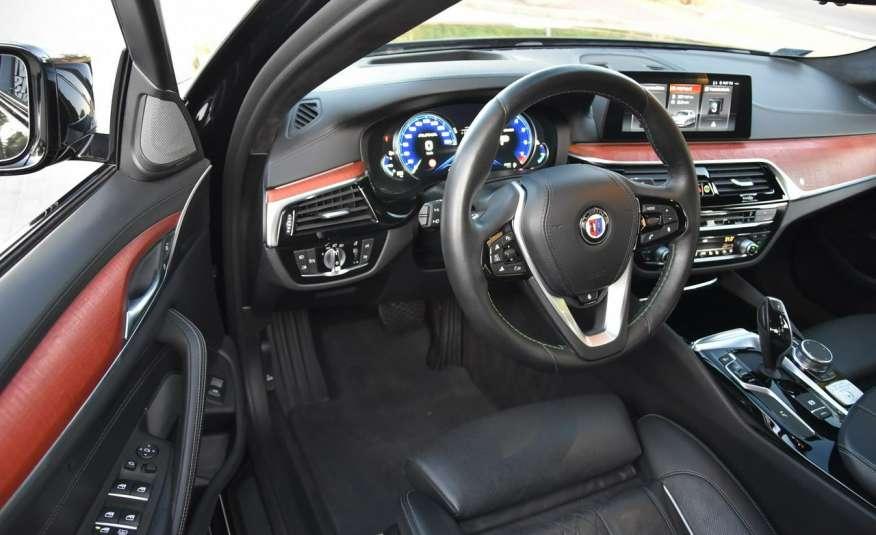 BMW 550 G30 Alpina B5 V8 Bi-turbo 608KM XDrive 2018r. Polski SALON zdjęcie 27